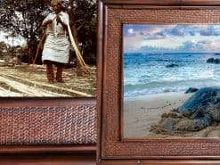 Dawn Patrol Hawaii Rattan Frame