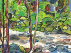 MR Iao Waters (Iao Valley) 12x16