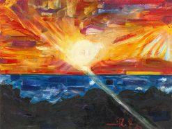 MR Kihei Sunsplash 12x16