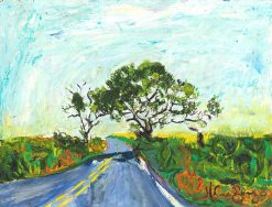 MR Lone Tree (Keo Kea) 12x16