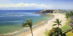 Black Rock Kaanapali by Simon Williams