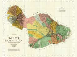 Alexander USGS Maui 1885