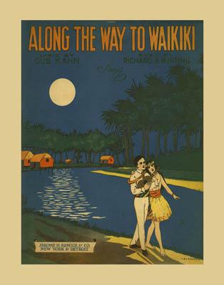 Along The Way To Waikiki