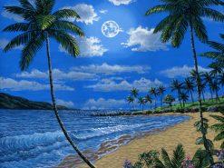 BS Kapalua Bay Beach Moon