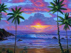 BS Rocky Beach Sunset