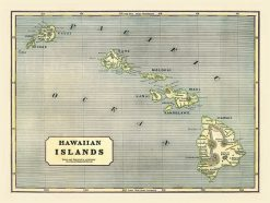 1848 Bingham Hawaiian Islands