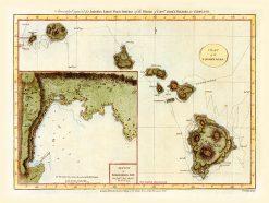 1786 Bligh-Hogg Sandwich Isles