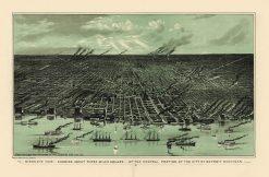 1889 Calvert Litho Co Detroit
