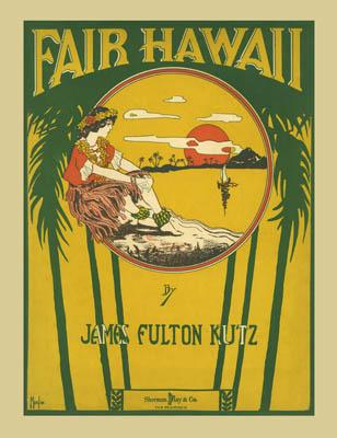 Fair Hawaii (with Margin)