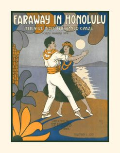 Faraway in Honolulu
