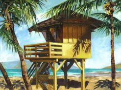 GY Lifeguard Stand