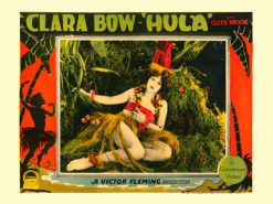 Clara Bow Hula