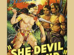 She Devil Island 2