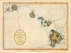 1784 Harrison Hawaiian Islands