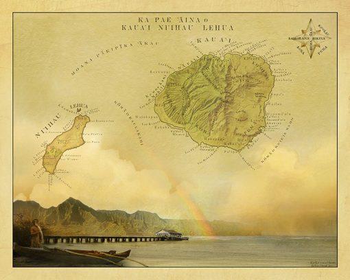 2011 Horak Kauai & Niihau Kai Anuenue