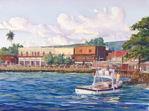 Awaiting the Harbor