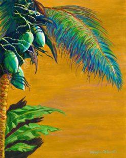 Gold Sky Palm