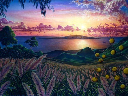 Kanaio Sunset