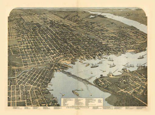 1840 Koch Jacksonville (Florida)