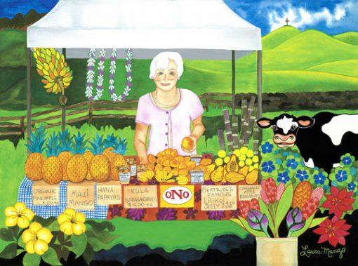 Gert Fruit Stand