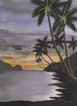Romantic Maui Sunset