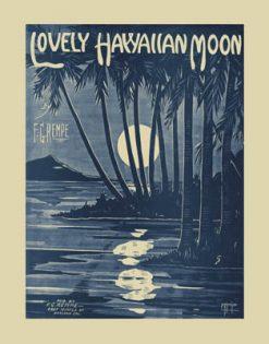 Lovely Hawaiian Moon
