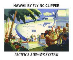 Pacific Airways Honolulu Clipper