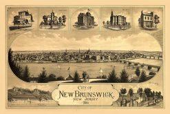 Packard & Butler Lith Co Brunswick New Jersey