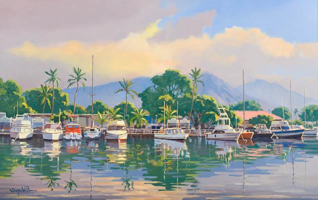 Lahaina Harbor 2