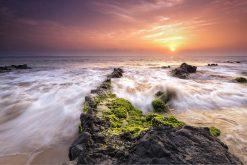 Southern Maui Sunset