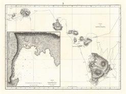 1779 Strahan & Cadell Cook - Bligh Sandwich Islands