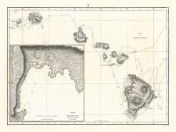 1779 Strahan & Cadell Cook - Bligh Sandwich Islands