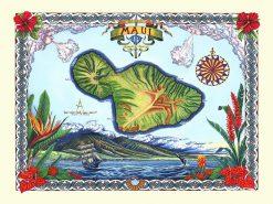 2000 trickland Maui No Ka Oi