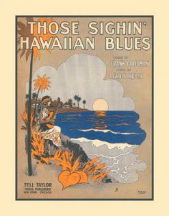 Those Sighin Hawaiian Blues