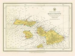 1938 USGS Maui County