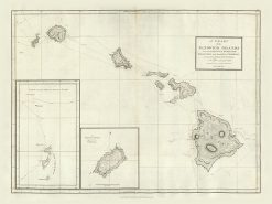 1798 Vancouver Sandwich Islands (English Editon)