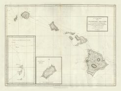 1798 Vancouver Sandwich Islands (English Editon)
