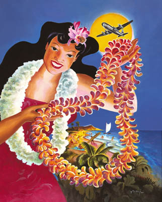 Waikiki Maiden