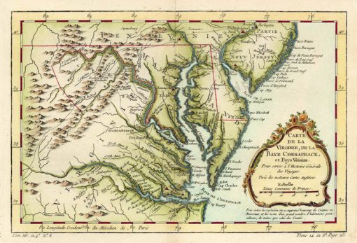 1757 Bellin Chesapeake Bay