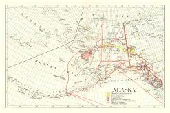 1900 Binger Alaska (Minerals Chart)