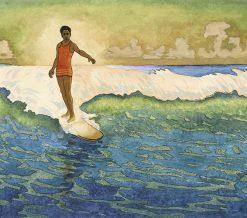 The Surf Rider Duke