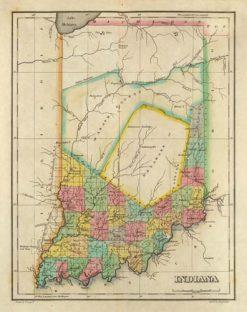 1822 Carey Indiana