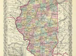 1856 Colton Illinois