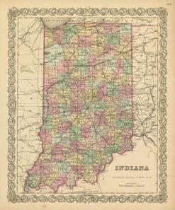 1857 Colton Indiana