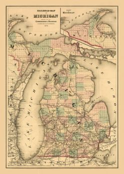 1876 Colton Michigan