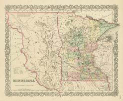 1855 Colton Minnesota