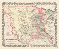 1857 Colton Minnesota