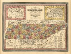 1850 Coperthwait Tennessee