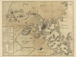 1775 De Costa Boston