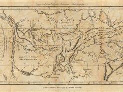 1797 Debrett (Imlay) Tennassee USGS